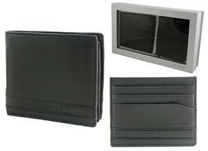 34103a3f9f349 Banknotówka portfel + etui na karty Samsonite w eleganckim prezentowym  pudełku - 2877192276