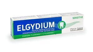 Elgydium pasta do zębów Sensitive do wrażliwych zębów 75ml - 2882517983