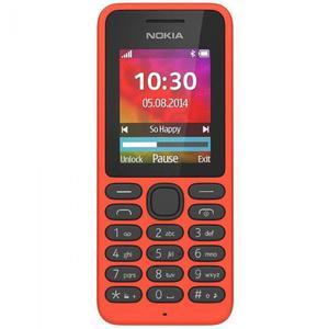 Telefon Nokia 130 Dual SIM Czerwony - 2846394226
