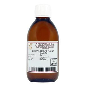 DMSO - Dimetylosulfotlenek 250ml STANLAB - 2877093647