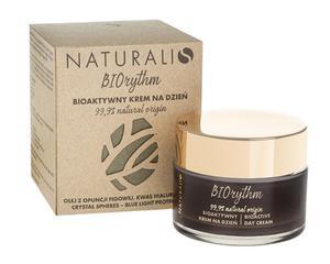 BIOrythm Bioaktywny krem na dzień z olejem z opuncji figowej 50ml NATURALIS - 2887561725