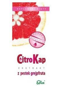 Citrokap ekstrakt z pestek grejpfruta 50ml FLOS - 2865845759