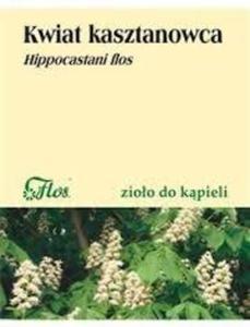 Kasztanowiec kwiat 50g FLOS - 2865846613