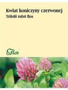 Koniczyna czerwona kwiat 50g FLOS - 2865846615