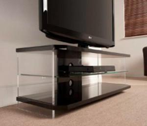 Techlink AI110B - Stolik pod ekran LCD, czarny - 2829429521