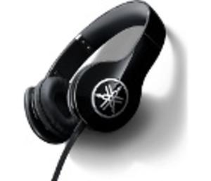 Yamaha HPH-PRO300 BLACK - Słuchawki nauszne - 2829429641