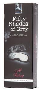 Pięćdziesiąt twarzy Greya - No Peeking Opaska (2 szt.) - 2865861097