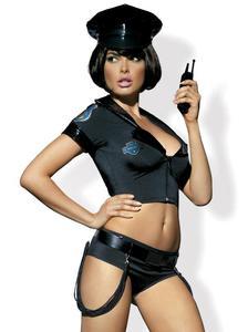 Police set kostium 5-częściowy - 2865859672