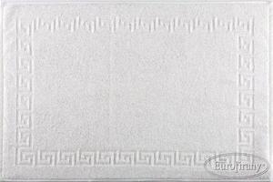 Dywanik łazienkowy 50x70 Hotel1 01 biały 650g/m2 Eurofirany