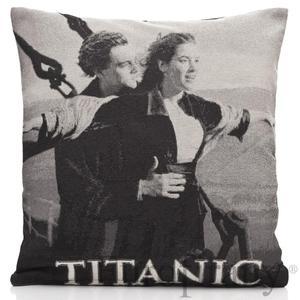 Poszewka dekoracyjna 45x45 Titanic-1 Eurofirany - 2835591997