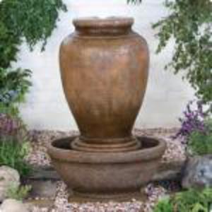 """Fontanna ogrodowa, pokojowa, biurowa,""""Amfora obfitości"""" 100cm - 2832981163"""