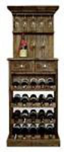 Witryna na ekspozycję alkoholi, wina, - 2832980308