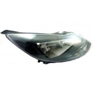 Lampa przednia prawa czarna Focus Mk3 zamiennik 32C1101E - 2827233492