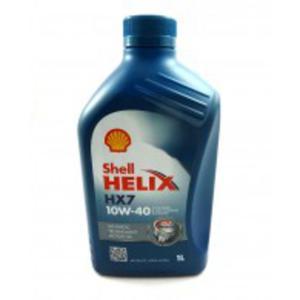 Olej 10W40 Shell Helix HX7 benzyna 1l - 2827232394