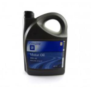 Olej 10W40 GM 5l - 2827232432