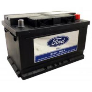 Akumulator 60Ah 590A Silver Calcium FoMoCo 1672942 - 2827232314