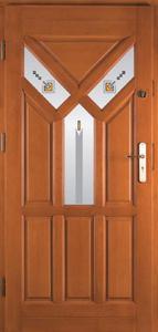 Drzwi zewnętrzne STOLPAW Y 1/2 OPTIMUM+ SOSNA - 2416526187