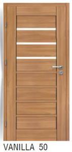 Drzwi wewnętrzne VOSTER VANILLA 50 - 2416527387