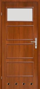 Drzwi wewnętrzne VOSTER MONACHIUM SZKLONE 1/4 - 2416527440