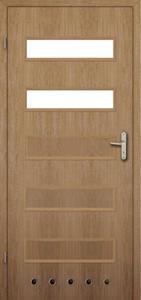 Drzwi wewnętrzne VOSTER NEXA SZKLONE 2/5 - 2416527446