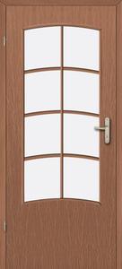 Drzwi wewnętrzne VOSTER MODENA SZKLONE 2/3 - 2416527451