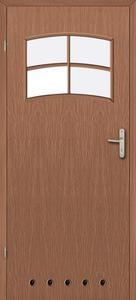 Drzwi wewnętrzne VOSTER MODENA SZKLONE 1/3 - 2416527452