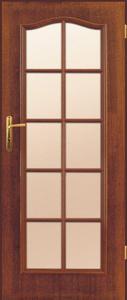 Drzwi wewnętrzne POL-SKONE VENA 01 S10 - 2416528378