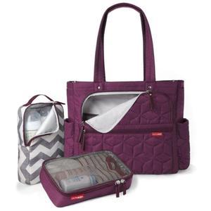 Torba do wózka Torba Forma Berry - pojemna i stylowa torba dla mamy na akcesoria niemowlęce, SKIP HOP - Forma Berry - 2835793177