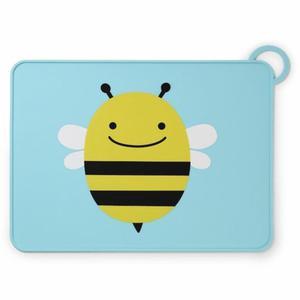 Podkładka stołowa dla dzieci - podkładka gumowa na stół Zoo Pszczoła, SKIP HOP - Zoo Pszczoła - 2835563259