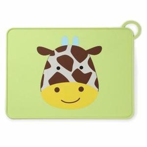Podkładka stołowa dla dzieci - podkładka gumowa na stół Zoo Żyrafa, SKIP HOP - Zoo Żyrafa - 2835563260