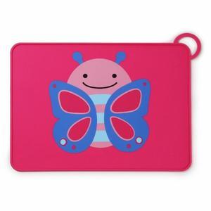 Podkładka stołowa dla dzieci - podkładka gumowa na stół Zoo Motyl, SKIP HOP - Zoo Motyl - 2835563261