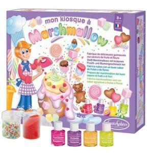Pianki MARSHMALLOW DIY - kiosk z piankami do robienia dla dzieci SENTOSPHERE - 2856014570