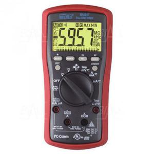 BM257s Multimetr TRMS EF,T, RS232/USB Brymen - 2828093378