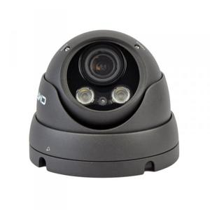 Kamera CMR-P2S-D120-IR30(g); kopułowa, Sony Starvis (b/w 0,0002 lux), 2MPx., 2,8-12mm, IR30m, DWDR, ROI, P2P, PoE, IP66, grafitowa; CMRpro - 2874465261