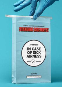 BURTON Standing Sideways DVD W12
