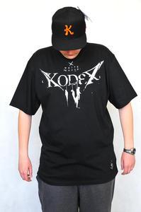 MASS t-shirt Kodex IV Basic balck SS12