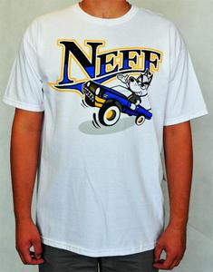 NEFF Gangsta Tee white SS12