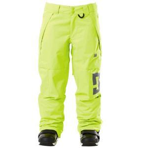 DC Boys' Banshee Pant lime W13 - 2825947994