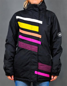 686 Nectar Insulated Jacket black WMN13 - 2825948003