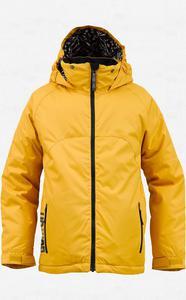 BURTON Boys' Amped Snowboard Jacket Saffron W13