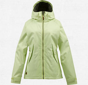 BURTON Logan Jacket Sunny Lime W13 - 2825948014