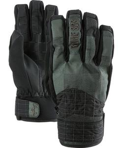 ROME Focus Glove black green W11 - 2825947791