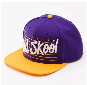 VANS Old Skool Snapback purple F13