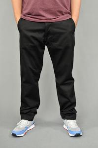 TURBOKOLOR Chinos Basic Slim-fit Black FW13