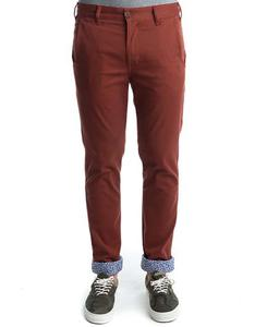 TURBOKOLOR Chinos Premium Slim-fit Brick SS14