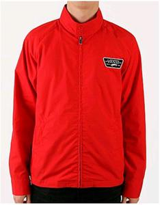 VANS Station Jacket (red) SS14