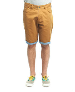 TURBOKOLOR Classic Shorts Mustard SS14