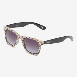 VANS Janelle Hipster Sunglasses (White)