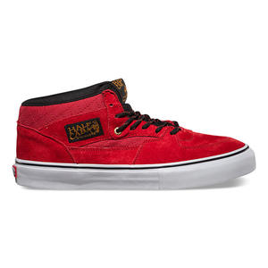 VANS Half Cab Pro (quilted/red) FW14