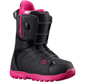 BURTON Mint black/hot pink W15 - 2825948270